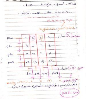 آزمایشگاه ریزپردازنده حامد رسام فرد - مهر 1396